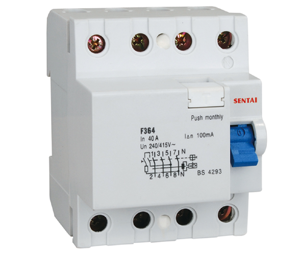 F360 series earth leakage circuit breaker manufacturers from china