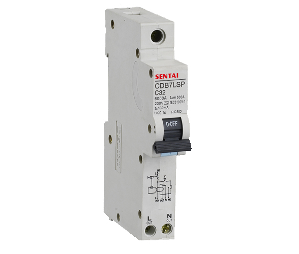 single module rcbo manufacturers from china