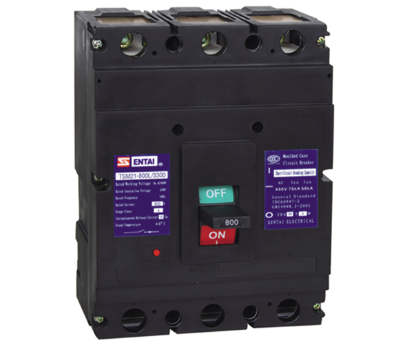 TSM21-800 series moulded case circuit breaker manufacturers from china